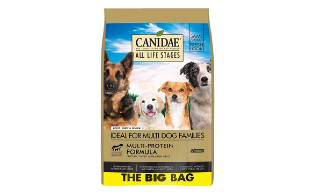 CANIDAE All Life Stages Dry Dog Food for Mastiffs