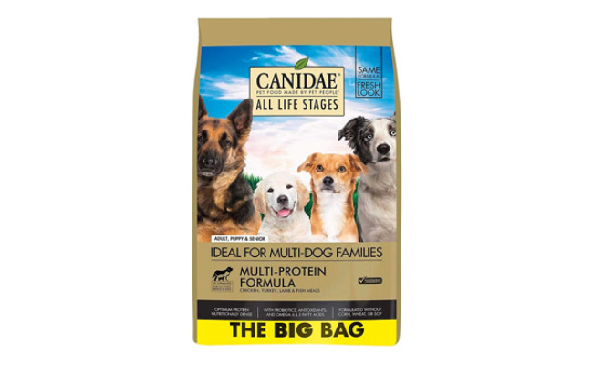 CANIDAE All Life Stages Premium Dry Dog Food