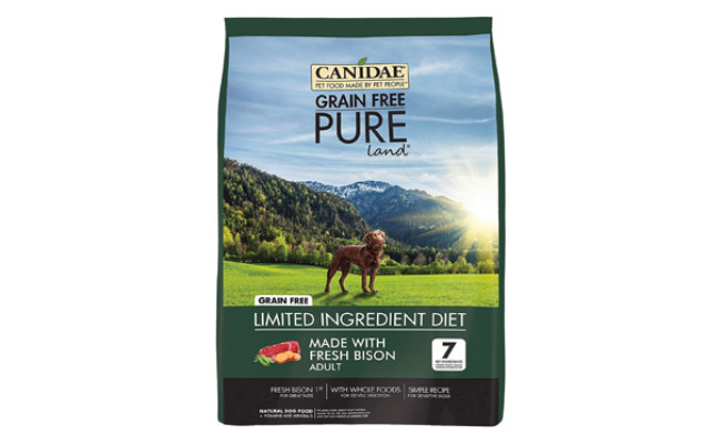 CANIDAE Grain Free Pure Land Formula for Dogs