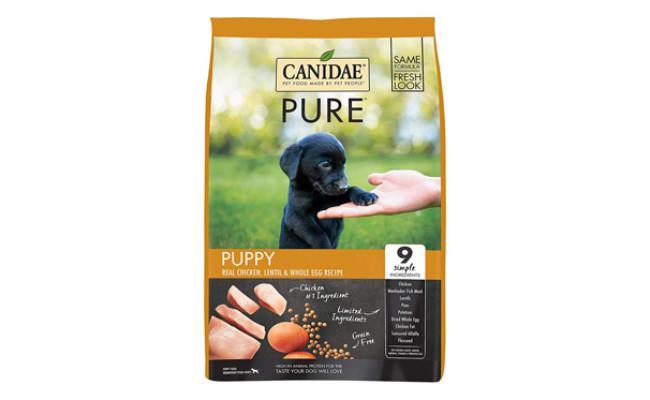 CANIDAE PURE Grain Free Dog Food for Corgis