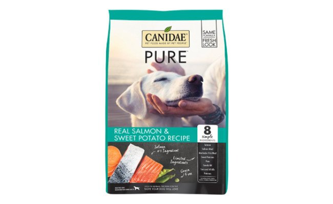 CANIDAE PURE Grain Free Dry Dog Food