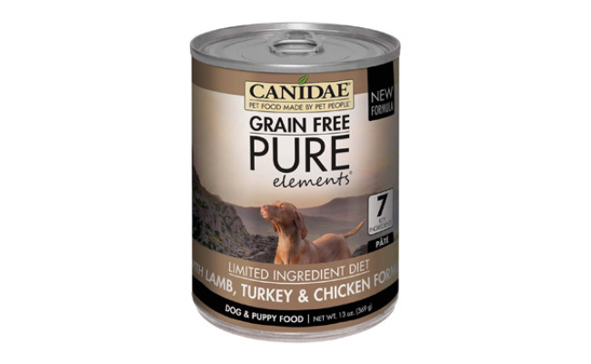 CANIDAE Petite Small Breed Grain Free Wet Dog Food