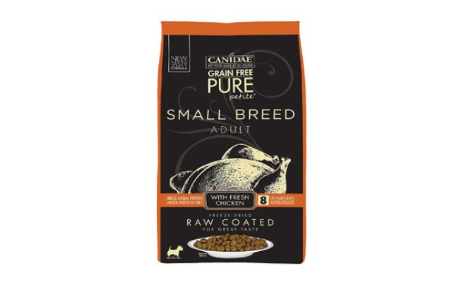 CANIDAE Small Breed Adolt Dry Dog Food