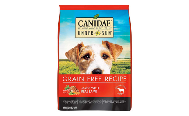 CANIDAE Under The Sun Grain Free Dry Dog Food for Puppies