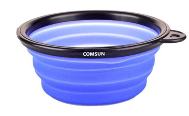 COMSUN Collapsible Dog Bowl