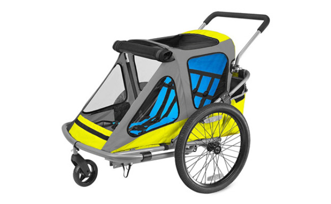 COPILOT Bicycle Trailer for Dogs