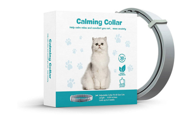 CPFK Calming Collar for Cats and Kittens