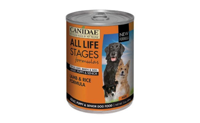 Canidae Life Stages Canned Dog Food for Puppies