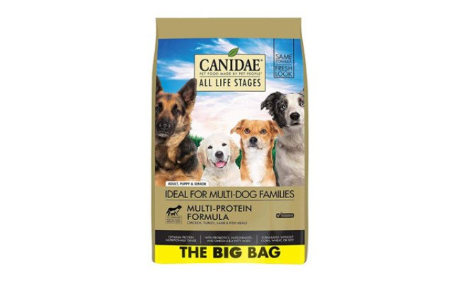 Canidae Premium Dry Dog Food with Whole Grains