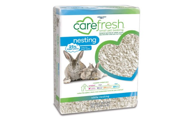 Carefresh Custom Rabbit Pet Bedding