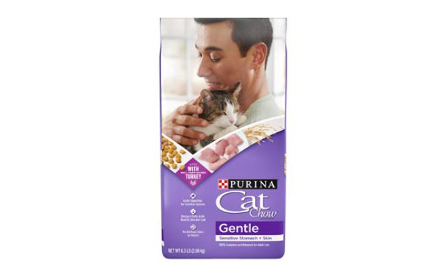Cat Chow Sensitive Stomach Gentle Dry Cat Food