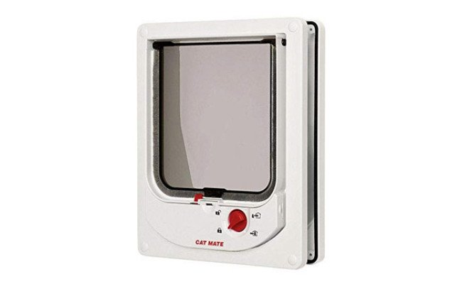 Cat Mate Small Electromagnetic Cat Flap