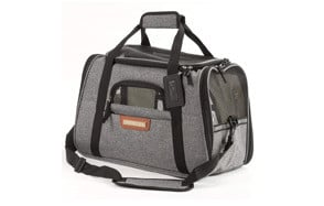 Cat Travel Carrier by Pawfect Pets