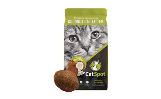 CatSpot Litter: Coconut Cat Litter