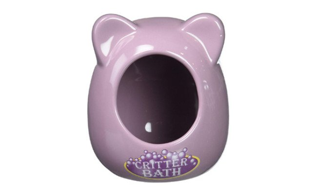 Ceramic Critter Bath by Kaytee
