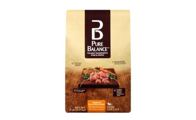 Chicken & Brown Rice Recipe Cat Food