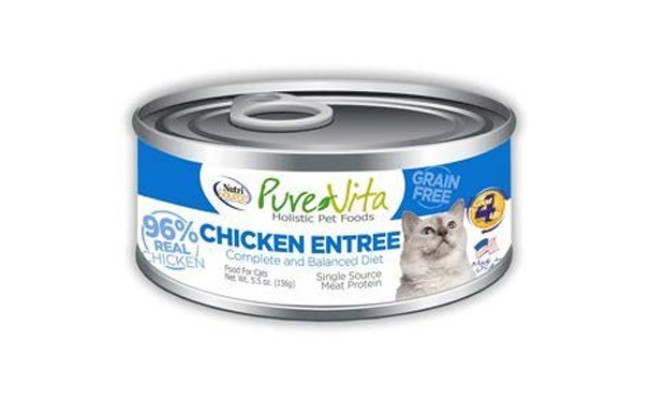 Chicken Liver Canned Cat Food