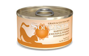 Chicken & Pumpkin Dinner in Gravy Wet Cat Food