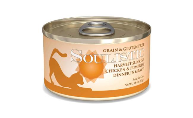 Chicken & Pumpkin Dinner in Gravy Wet Cat Food