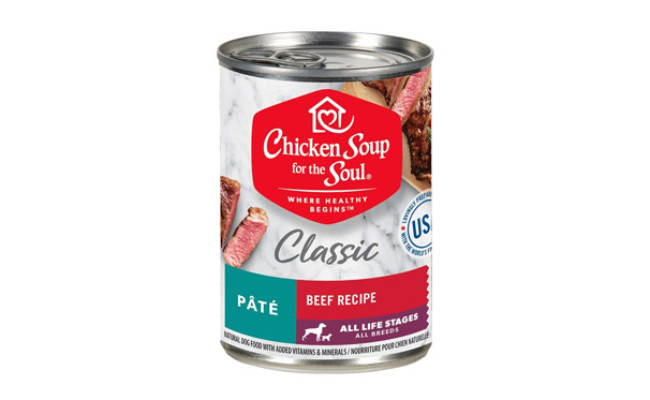 Chicken Soup for The Pet Lover's Soul Classic Dog Food