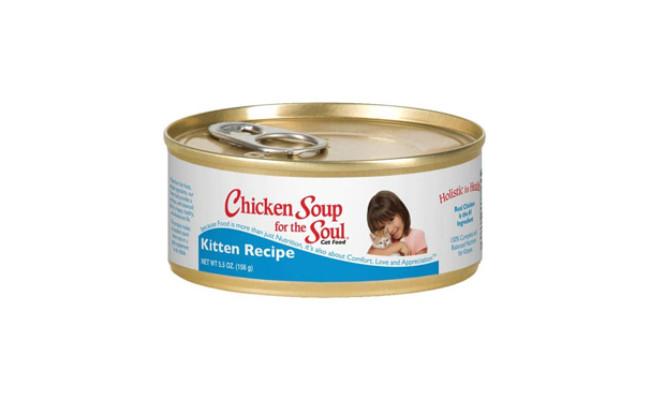 Chicken Soup for the Soul Hedgehog Food