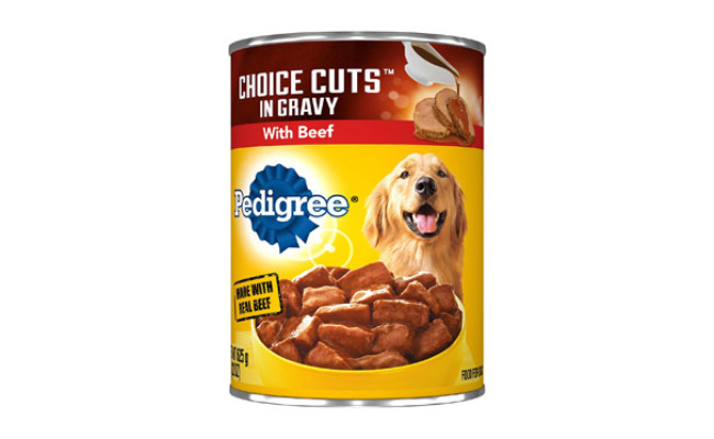 Choic Cuts In Gravy Adult Wet Dog Food