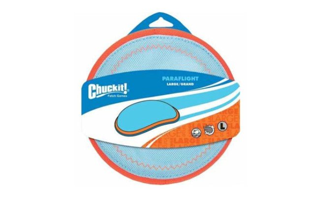 Chuckit! Paraflight Frisbee for Dogs