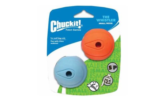 Chuckit Whistler Small Ball