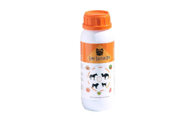Classic's Lime Sulfur Dip Pet Care and Veterinary Treatment Against Ringworm