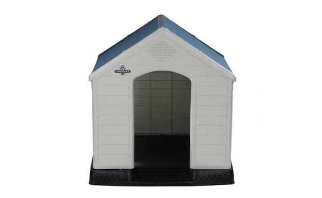 Confidence Waterproof Plastic Dog House