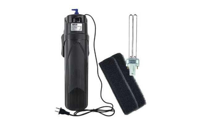 Coospider Sun JUP-01 Aquarium Submersible Filter Machine