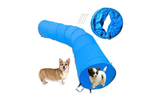 Cossy Home Collapsible Dog Tunnel