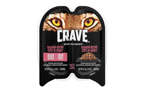 Crave Grain Free Adult Wet Cat Food