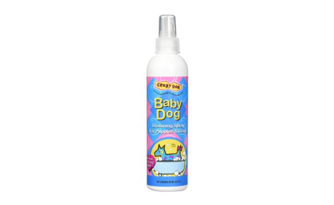 Crazy Dog Baby Powder Grooming Spray