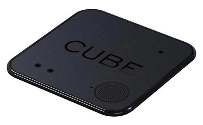 Cube Shadow Bluetooth Tracker
