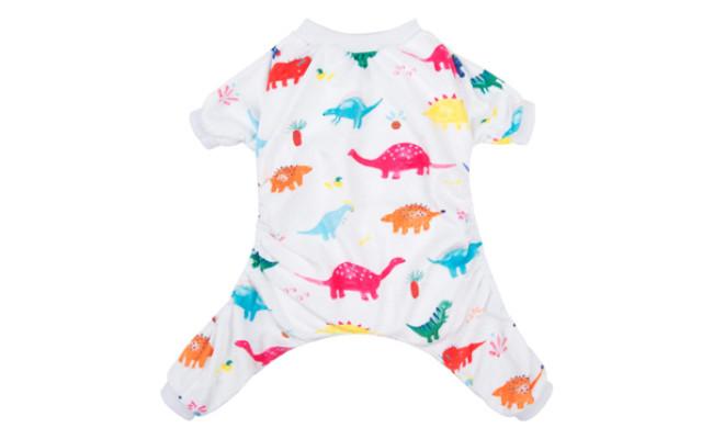 CuteBone Dinosaur Dog Pajamas