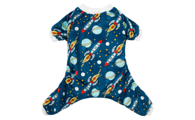 CuteBone Dog Pajamas Rocket
