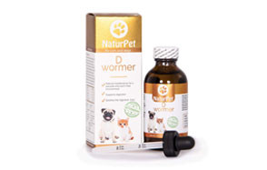 D Wormer by NaturPet