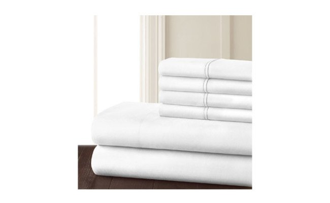 Danjor Linens Luxury Soft Bed Sheets Set