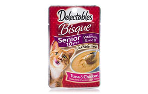 Delectables Bisque Lickable Treat