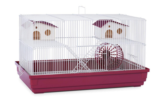 Deluxe Hamster and Gerbil Cage by Prevue Hendryx