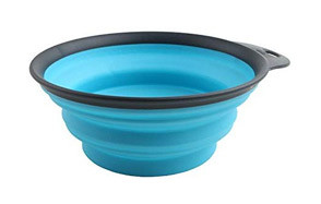 Dexas Collapsible Travel Cup for Dogs
