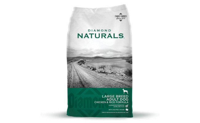 Diamond Naturals Adult Real Meat Dry Dog Food