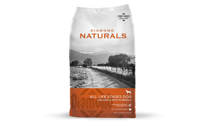 Diamond Naturals Real Meat Recipe Dry Dog Food