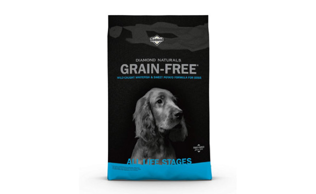 Diamond Naturals Grain Free Premium Dry Dog Food