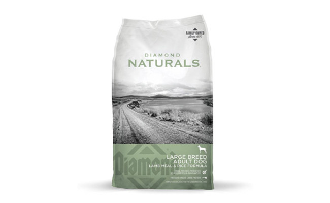 Diamond Naturals Premium Large Breed Dog Food
