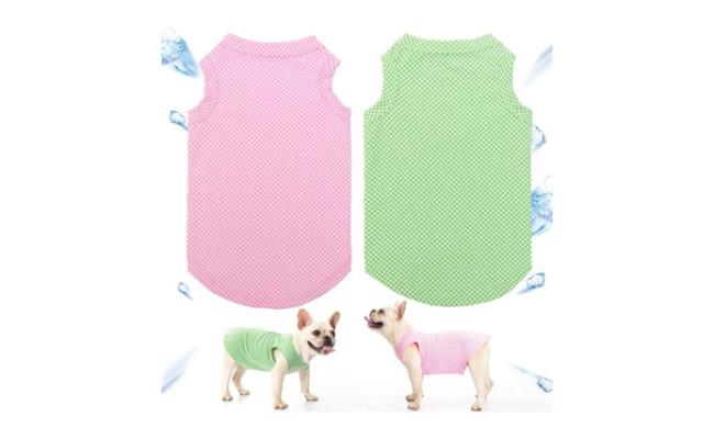 Dog Cooling Shirt 2 Packs