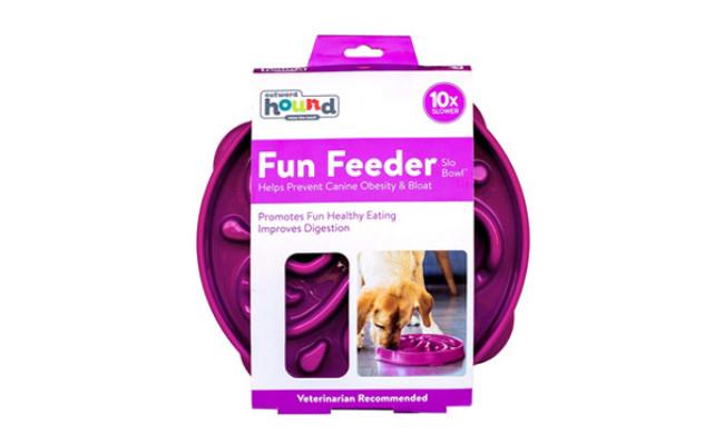 Dog Games Slow Feeding Bowl