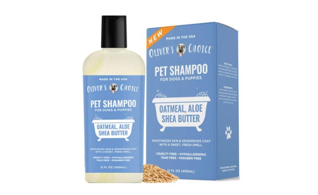 Oliver's Choice Dog Shampoo