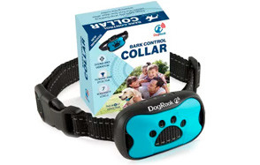 DogRook Dog Bark Collar Upgrade 2018
